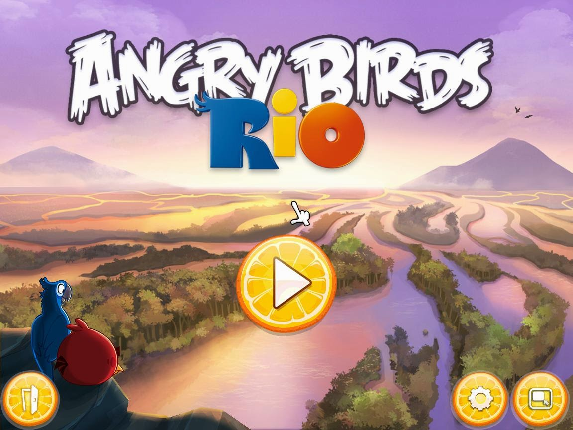 angry birds game rio free download for pc