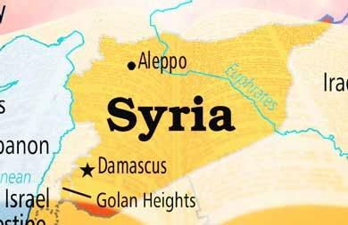Evangelio en Siria se expande