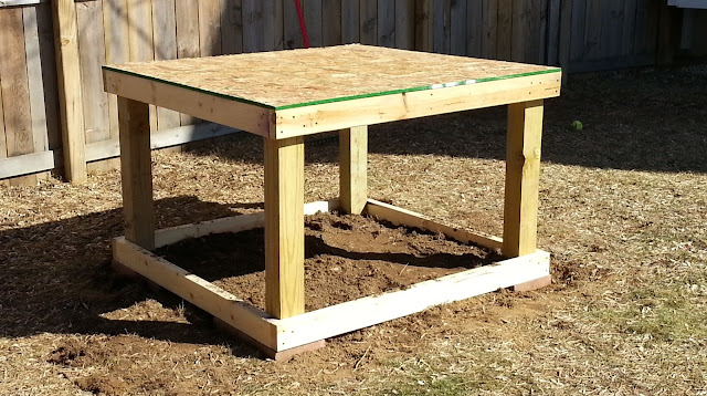 How To Build The Simple Suburban Chicken Coop - Free ...