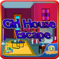 SiviGames Girl House Escape Walkthrough