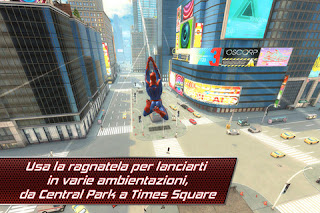 -GAME-The Amazing Spider-Man