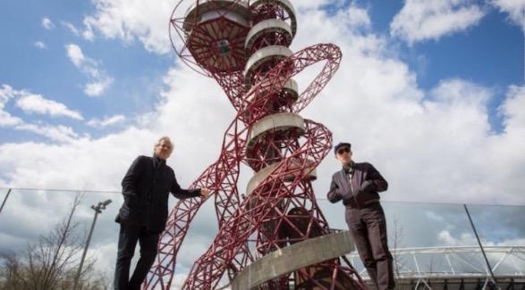 Gelongsor Terpanjang Dan Tertinggi Dunia London