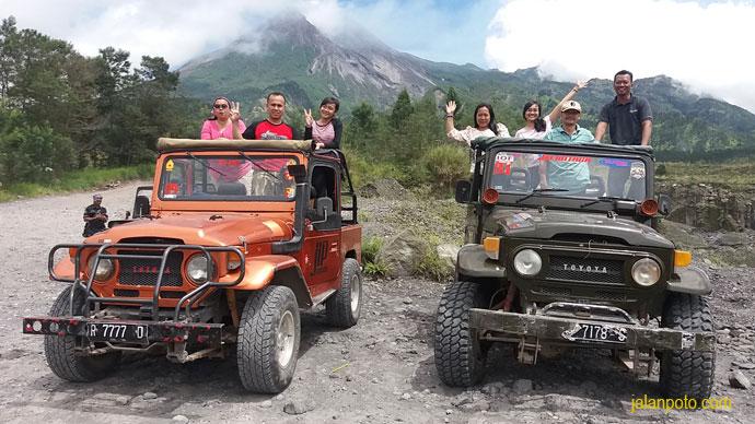Lava Tour Merapi Yogyakarta