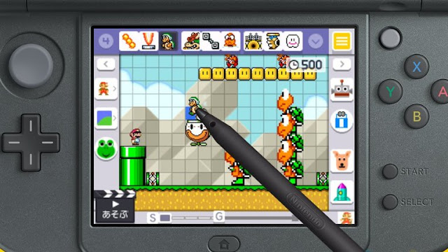 Mario Maker game review