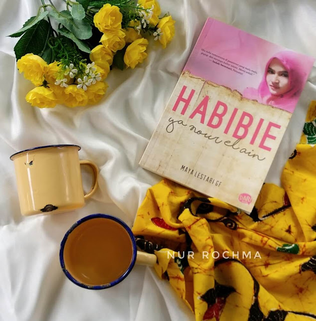 novel habibi ya nour el ain