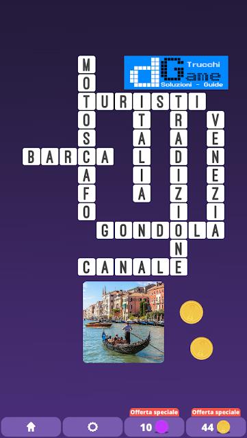 Soluzioni One Clue Crossword livello 22 schemi 13 (Cruciverba illustrato)  | Parole e foto