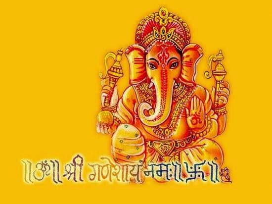 16 Happy And Prosperous Vinayaka Chathurthi 2014: GANESH CHATURTHI SMS, MESSAGES, QUOTES, WISHES 2014