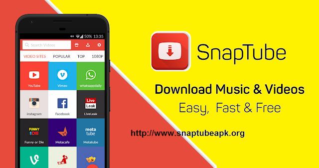 Snaptube_Apk_for all_social_media