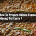 How To Prepare Odisha Moong Tarkari ?