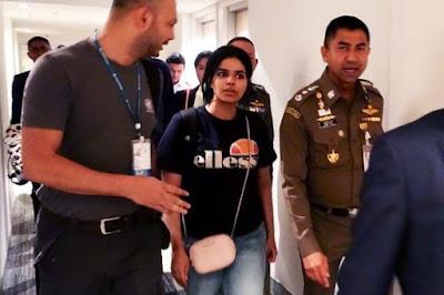 U.N. agency cleared to visit Saudi woman whose plea to seek asylum went viral on Twitter