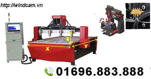 Đi tìm dòng máy CNC khắc gỗ chất lượng nhất 2