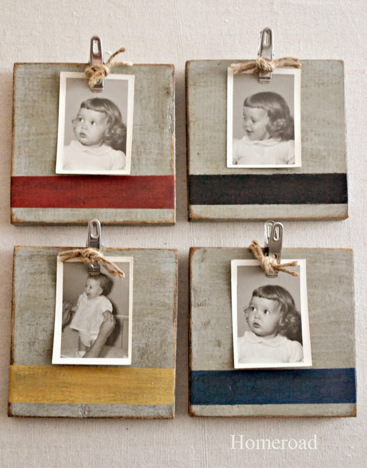 nautical frames DIY www.homeroad.net