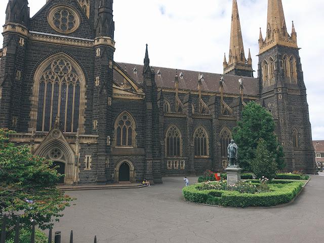 セント・パトリック大聖堂(St Patrick's Cathedral)