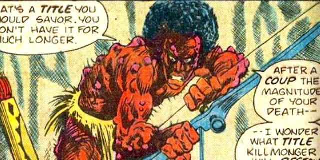 kekuatan erik killmonger musuh black panther