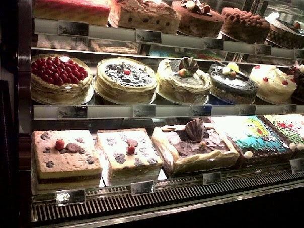 Nikmati Kelezatan Kue Harvest Cake di Jakarta