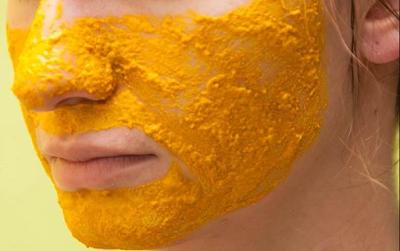 manfaat kunyit untuk wajah dan tubuh