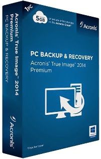 Acronis True Image Data Recovery and Back Up Software