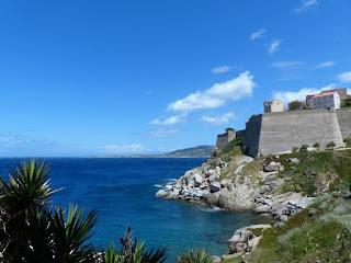 Calvi et ses environs - Corse - France