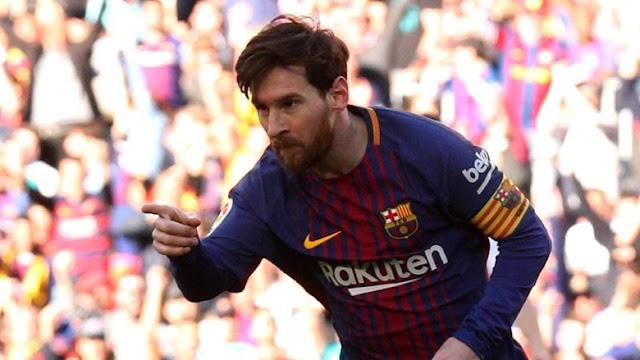 Messi di Tunjuk Sebagai Kapten Baru Barcelona