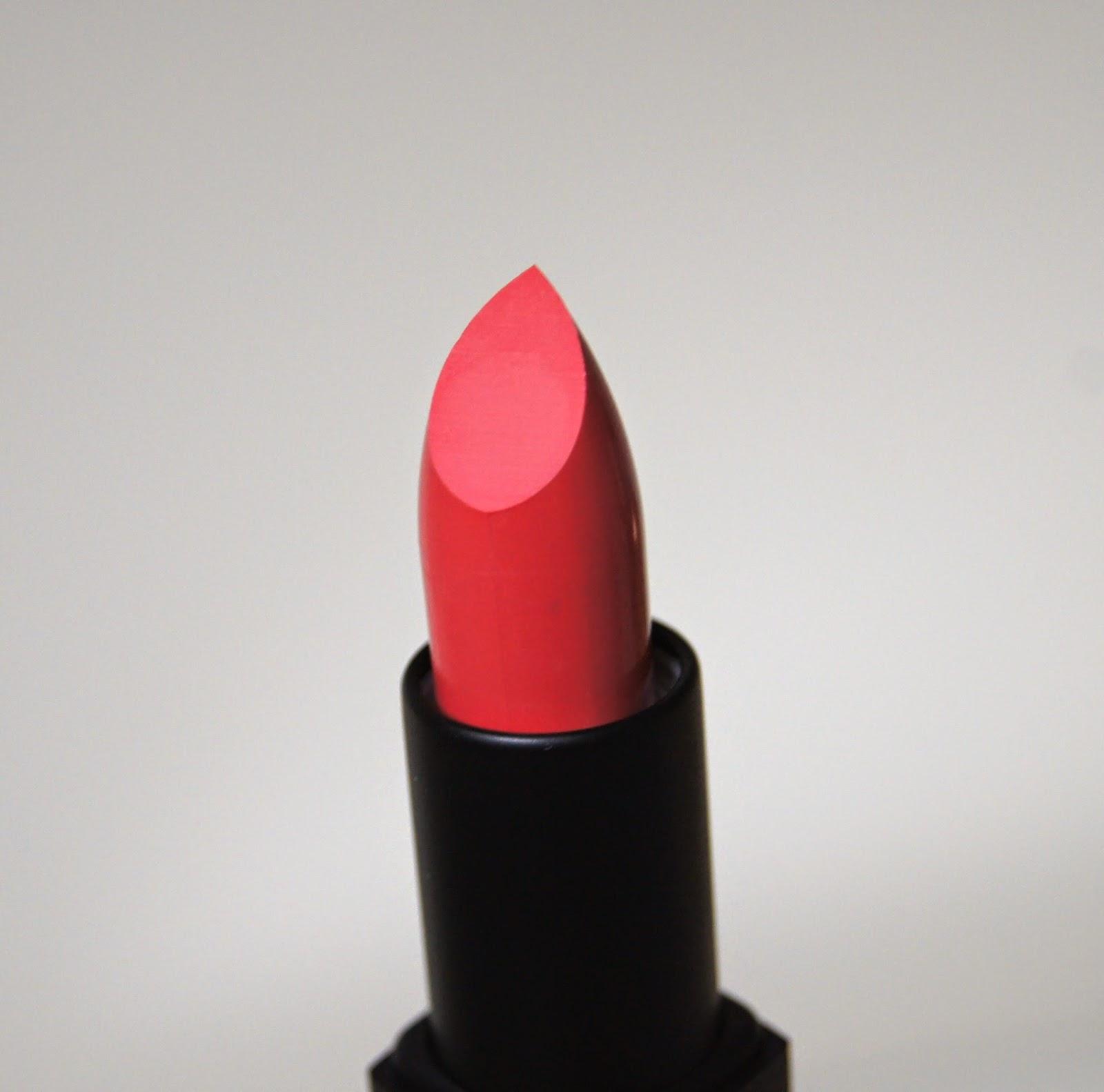 nars niagara lipstick review