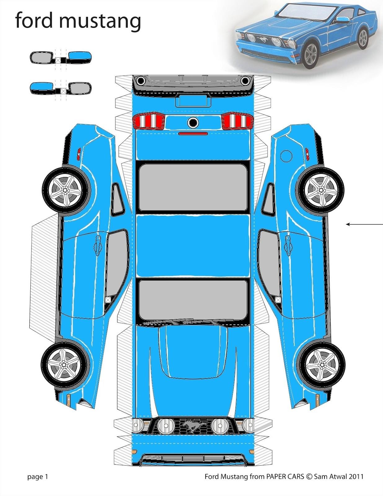 Moldes de carros nibus meios de transporte para for Blue bond paper