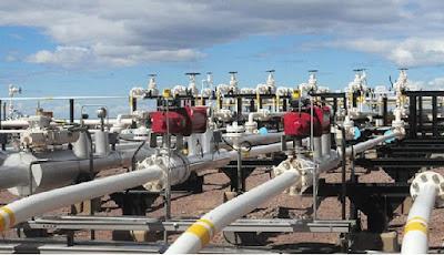 Gas en Argentina