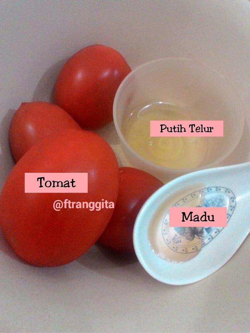 Masker Tomat Alami : masker, tomat, alami, Masker, Alami, Rumah, Homemade, Natural