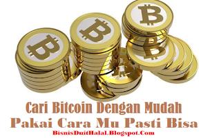 Trik jitu mencari Bitcoin dengan mudah