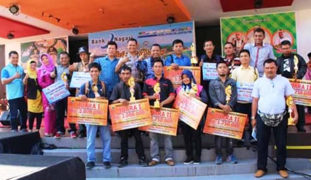 14 Orang Wartawan,Terima Jurnalis Award 2017 Dari Pemko Pariaman