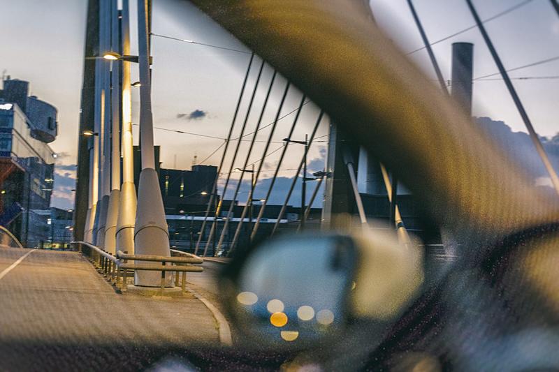 Helsinki, visithelsinki, silta, jätkäsaari, Visualaddict, valokuvaaja, Frida Steiner, ilta, city, kaupunki, valot