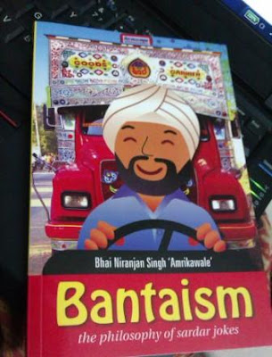 Bantaism-the philosophy of sardar jokes