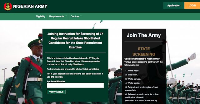 Army website login