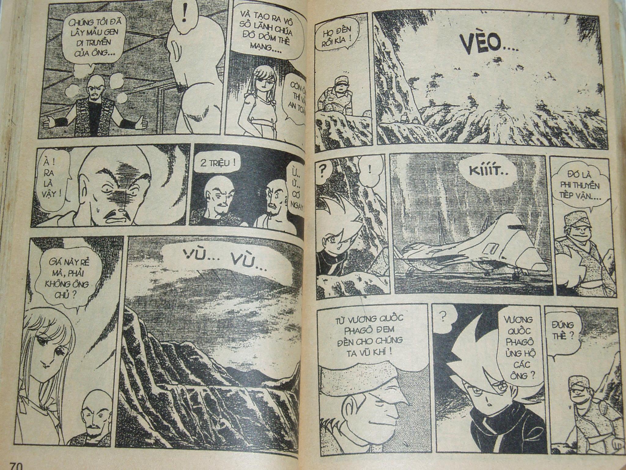 Siêu nhân Locke vol 18 trang 34