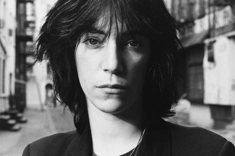 Image result for PATTI SMITH MORRISSEY
