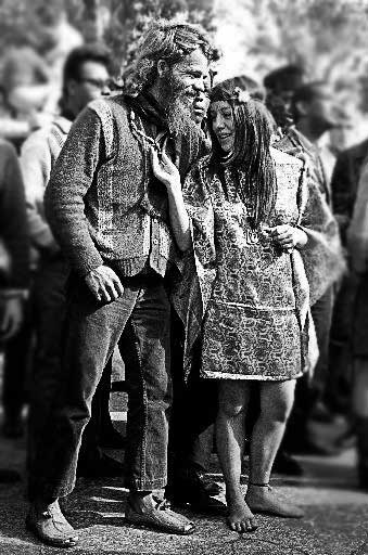 Hippies ideias anos 60