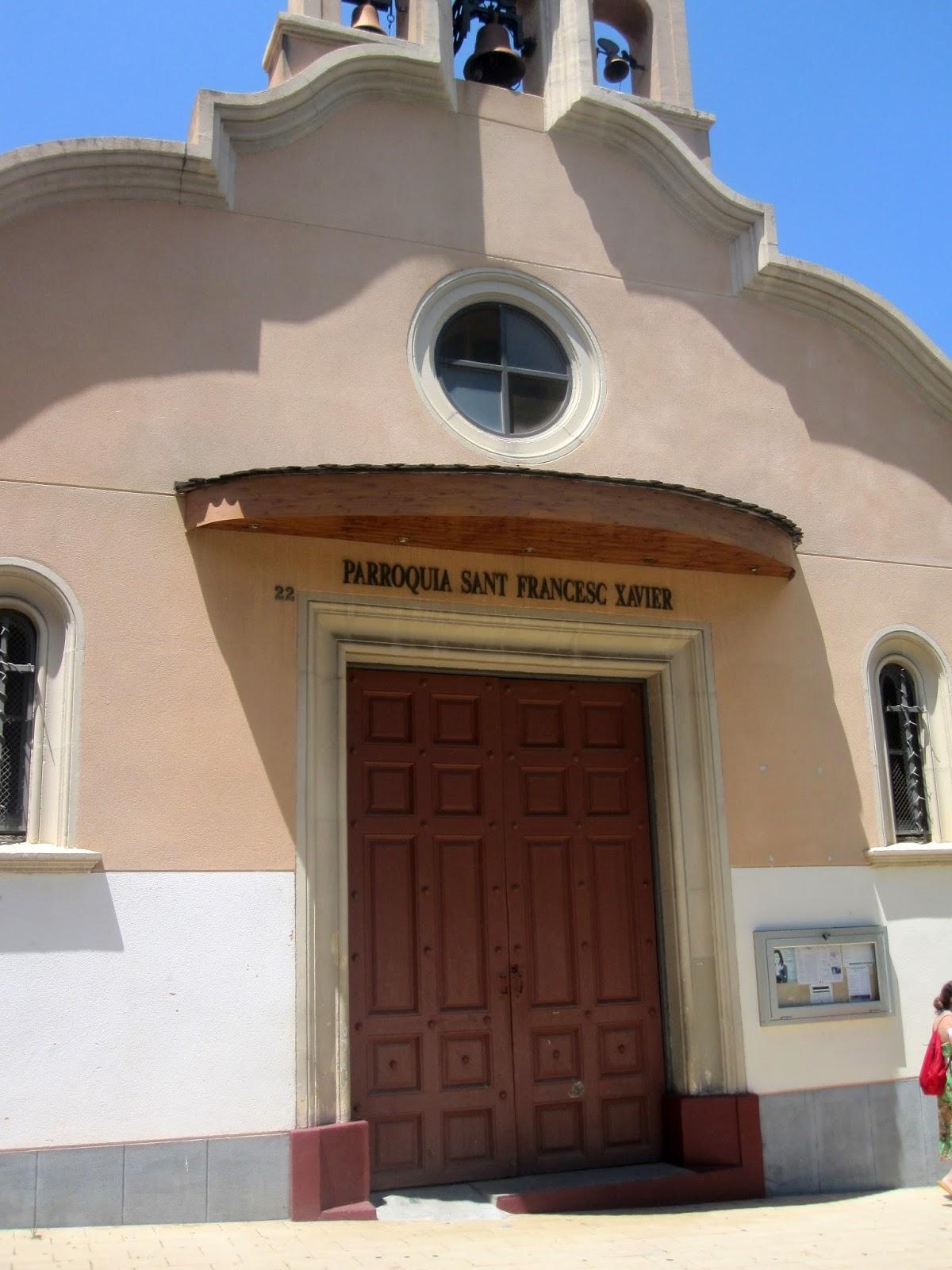Tot barcelona iglesia de las casas baratas de can peguera for Casas baratas en barcelona