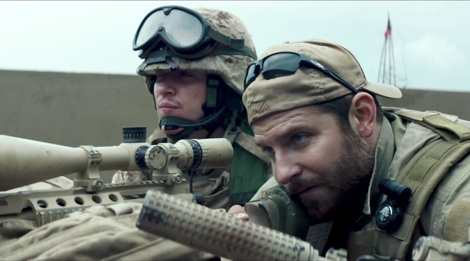 american sniper 2 final Emmanuel ramos via us marine corps the marine scout sniper school   with a few final adjustments to their suits, the class takes off, each.