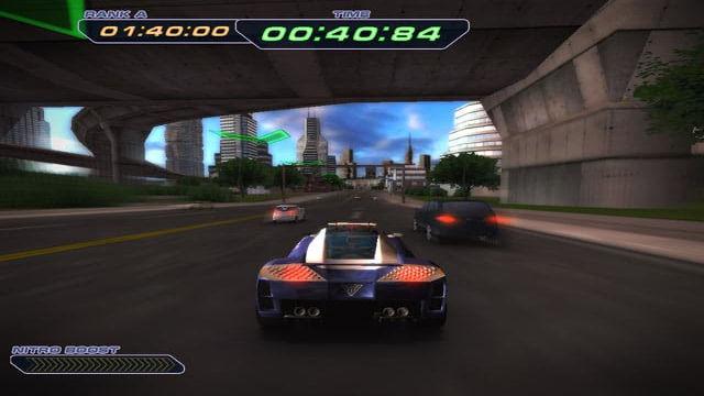 Police Supercars Racing - Image du Jeu