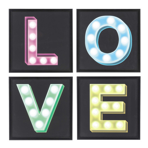 Cosas Bonitas: Letras Love-9