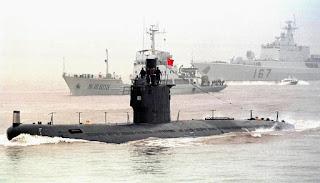 Ming Class Submarine