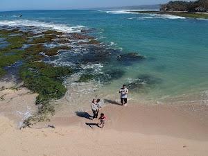 Pantai Rancabuaya, Pantai Terpopuler di Kabupaten Garut