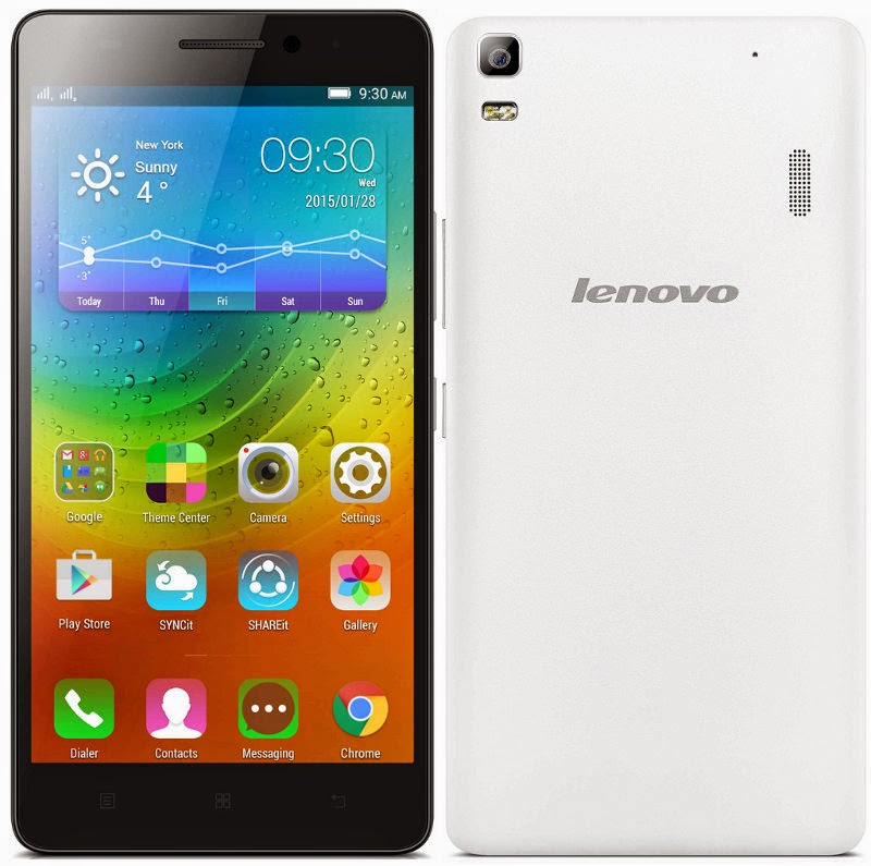 Lenovo outs A7000 with Dolby Atmos Surround Sound Tech and LTE