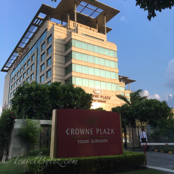 Crowne Plaza Gurgaon, New Delhi