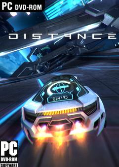 تحميل لعبه Distance 2018 للكمبيوتر برابط واحد مباشر