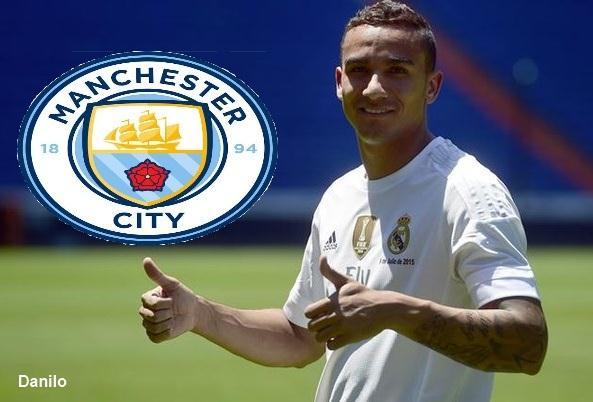 Danilo al Manchester City sale del Real Madrid que sigue desmantelando su excelente banca ...