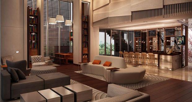Hotel de Luxo Renaissance em Santiago do Chile