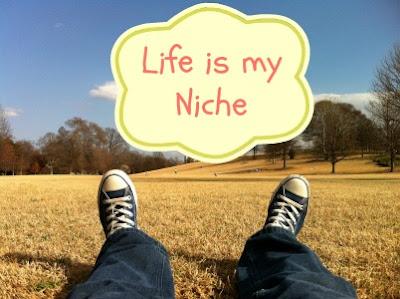The Happy Handicap: Life is my Niche
