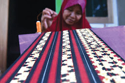 Sejarah Perkembangan Kain Tapis Lampung