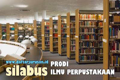 Mata Kuliah Yang Dipelajari Pada Ilmu Perpustakaan