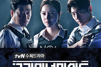 Sinopsis Criminal Minds / Keurimineol Maindeu (2017) - Korean Drama Series